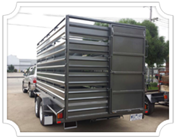 Cattle Trailers albury NSW