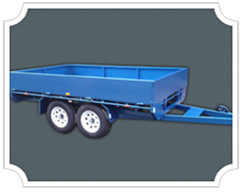 Flatbed Trailers Albury NSW