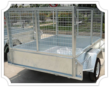 Galvanised Trailers Albury NSW