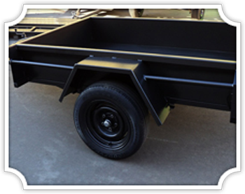 Heavy Duty Trailers Albury NSW